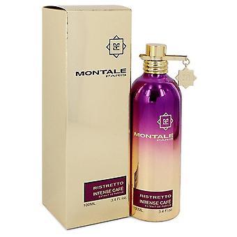 Montale Ristretto Intensive Cafe Eau De Parfum Spray (Unisex) von Montale 3,4 oz Eau De Parfum Spray