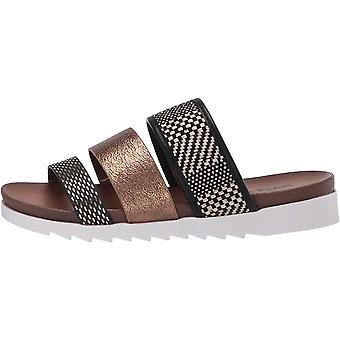 Dirty Laundry Women's Shoes Cinderz Open Toe Casual Slide Sandals