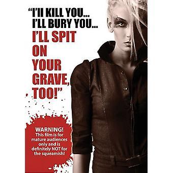 I'Ll Kill You/I'Ll Bury You/I'Ll Spit on Your [DVD] USA import