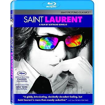 Saint Laurent [Blu-ray] USA tuonti
