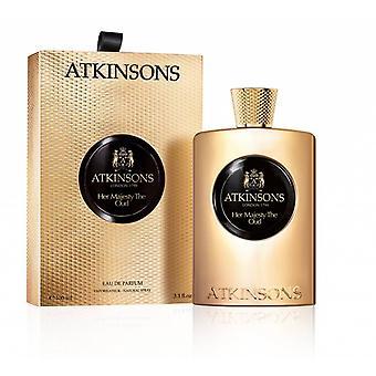 Atkinsons - Hare Majesteit De Oud - Eau De Parfum - 100ML