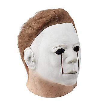 Halloween 2 Blood Tears Mask