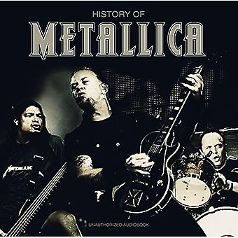 Metallica - History of [CD] USA import