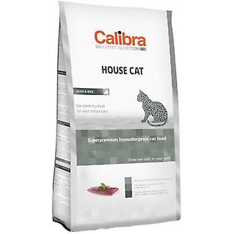 Calibra Cat House Cat / Duck & Rice. (Cats , Cat Food , Dry Food)