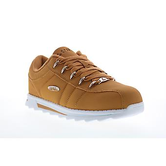 Lugz Charger II  Mens Brown Lace Up Lifestyle Sneakers Shoes