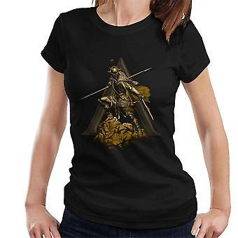 Assassin's Creed Golden Defence Women's T-paita