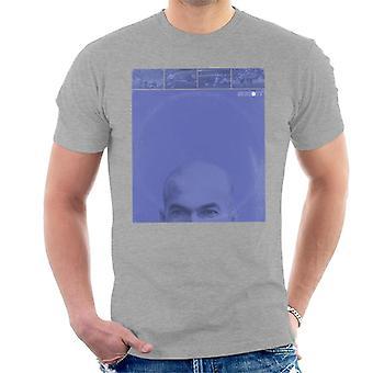 Shoot Magazine Zinedine Zidane Men's T-Shirt