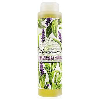 Romantica Sparkling Shower Gel With Verbena Officinalis - Wild Tuscan Lavender & Verbena - 300ml/10.2oz