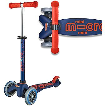 Micro Scooters Navy Mini Deluxe