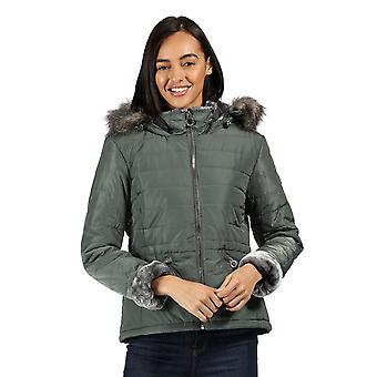 Regatta Womens Westlynn Insulated Quilted Parka Coat Jacket