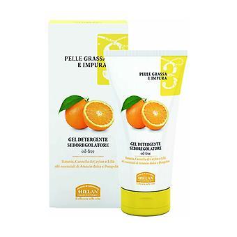 Facial line 3 Balancing cleansing gel for oily skin 150 ml of gel