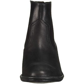 Ugg Australie Femmes Bandara Cuir Amande Toe Ankle Fashion Boots