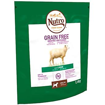 Nutro Dog Dry Grain Free Adult Small With Lamb - 1.4kg
