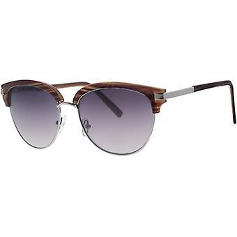 Sunglasses Women's Femme Kat. 3 brown/blue (L6570)