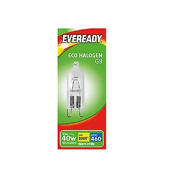 Eveready Eco Halogen G9 Capsule Bulb