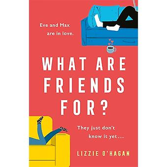 What Are Friends For by OHagan & Lizzie