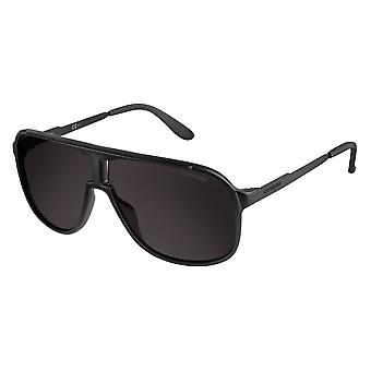 Carrera New Safari GTN/NR Matte Shiny Black/Brown-Grey Glasses