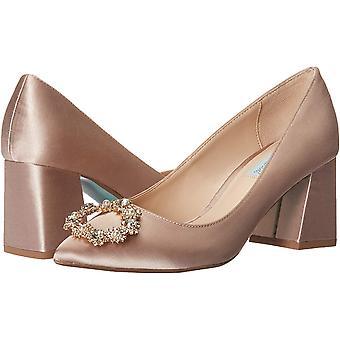 بيتسي جونسون المرأة & ق الأحذية ليلي النسيج مغلقة مضخات الكلاسيكية