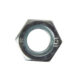 Forgefix Hexagon Nut ZP M16 Bag 10 FORNUT16M