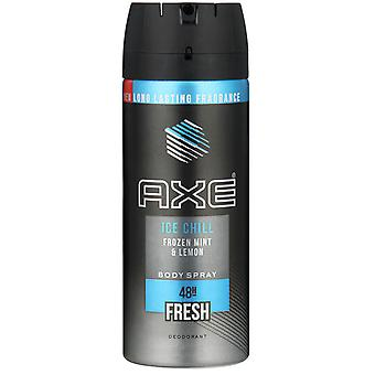 Axe Ice Chill Deodorant Body Spray 150ml For Men