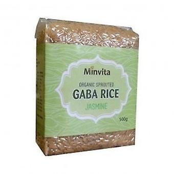 Minvita - GABA Rice Jasmine 500g