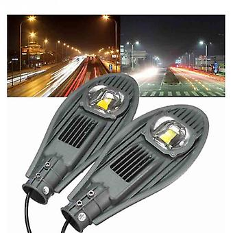 Waterproof Led Road Street Flood Light - Outdoor Solar Industrial Lamp