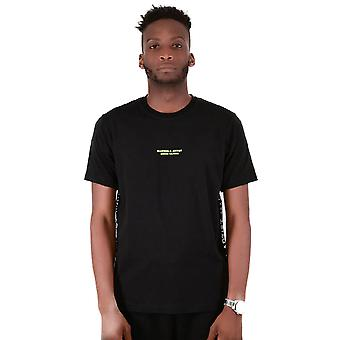 Marshall Artist Taped T-Shirt - Preto