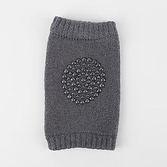 Protector de almohadillas de rodilla antideslizantes para rastrear accesorios para bebés