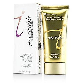 Glow Time Full Coverage Mineral BB Cream SPF 25 - BB6 50ml or 1.7oz