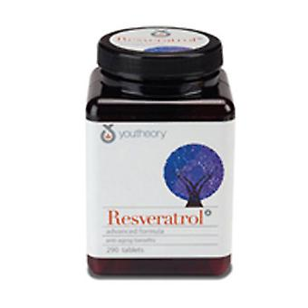Youtheory Resveratrol Advanced, 160 Tabs