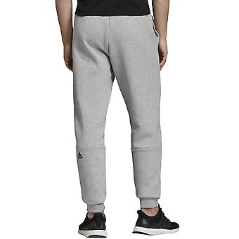 adidas Performance Mens Must Haves Tapered Casual Joggers Sweatpants - Grey