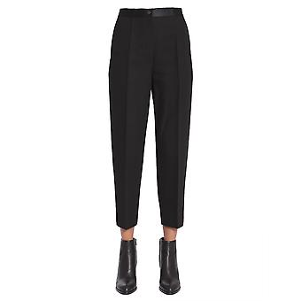 Alexander Wang 103614p16003 Women's Black Viscose Pants