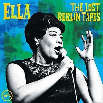 Ella: The Lost Berlin Tapes [CD] USA import