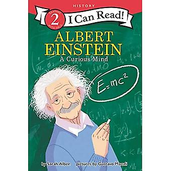 Albert Einstein: En nysgerrig Mind (jeg kan læse niveau 2)