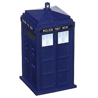 Doctor Who Tardis 20 Q Strategy Game