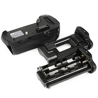Dste® pro mb-d12 prindere verticală a bateriei pentru nikon d800 d800e slr aparat de fotografiat digital ca en-el15