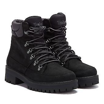 טימברלנד קורמאיור עמק WP נשים מגפיים שחורים