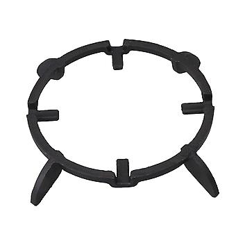 Support pan stand 170x150x41mm Cast Iron G Type Wok Support Pan Stand Holder for Burners