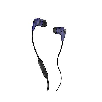 Skullcandy Ink'd 2.0 - In-Ear Earbuds with Microphone - Purple