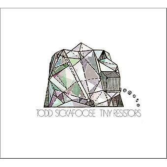 Todd Sickafoose - Tiny Resistors [CD] USA import