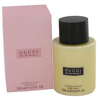 Gucci Ii Body Lotion från Gucci 6.8 oz bodylotion