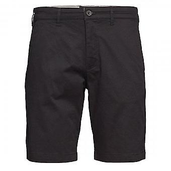 Lyle & Scott Black Chino Shorts SH800V
