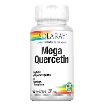 Solaray Mega Quercitin 60cap.
