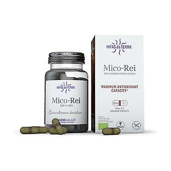 Mico Rei (Ganoderma lucidum) 30 capsules