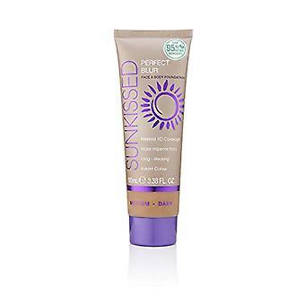 Sunkissed Perfect Blur Face & Body Foundation 100ml - Medium Dark