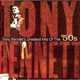 Tony Bennett - Greatest Hits of the '50s [CD] USA import