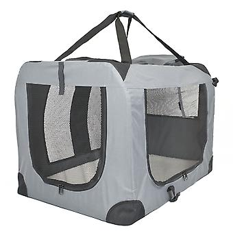 Soft Grey Pet Carrier - XL