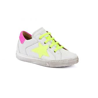 FRODDO Laced And Zipped Trainer Style Shoe With Star