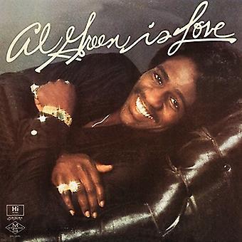 Al Green - Is Love [CD] USA import