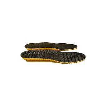 Siatka wkładki/EVA czarny/żółty (S)